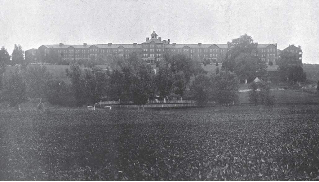 Central State Hospital, 1915.