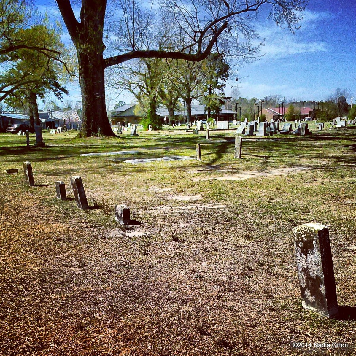 Chowan County, North Carolina: Images from Vine Oak Cemetery