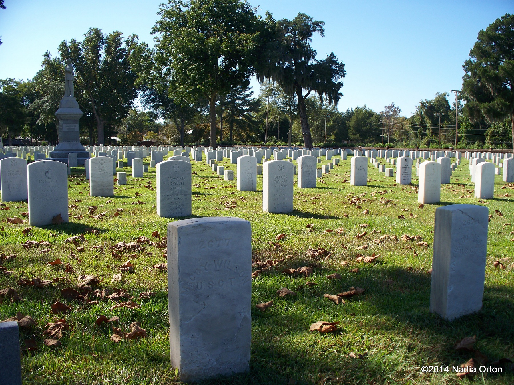 Protected: New Bern, North Carolina: United States Colored Troops, New Bern National Cemetery