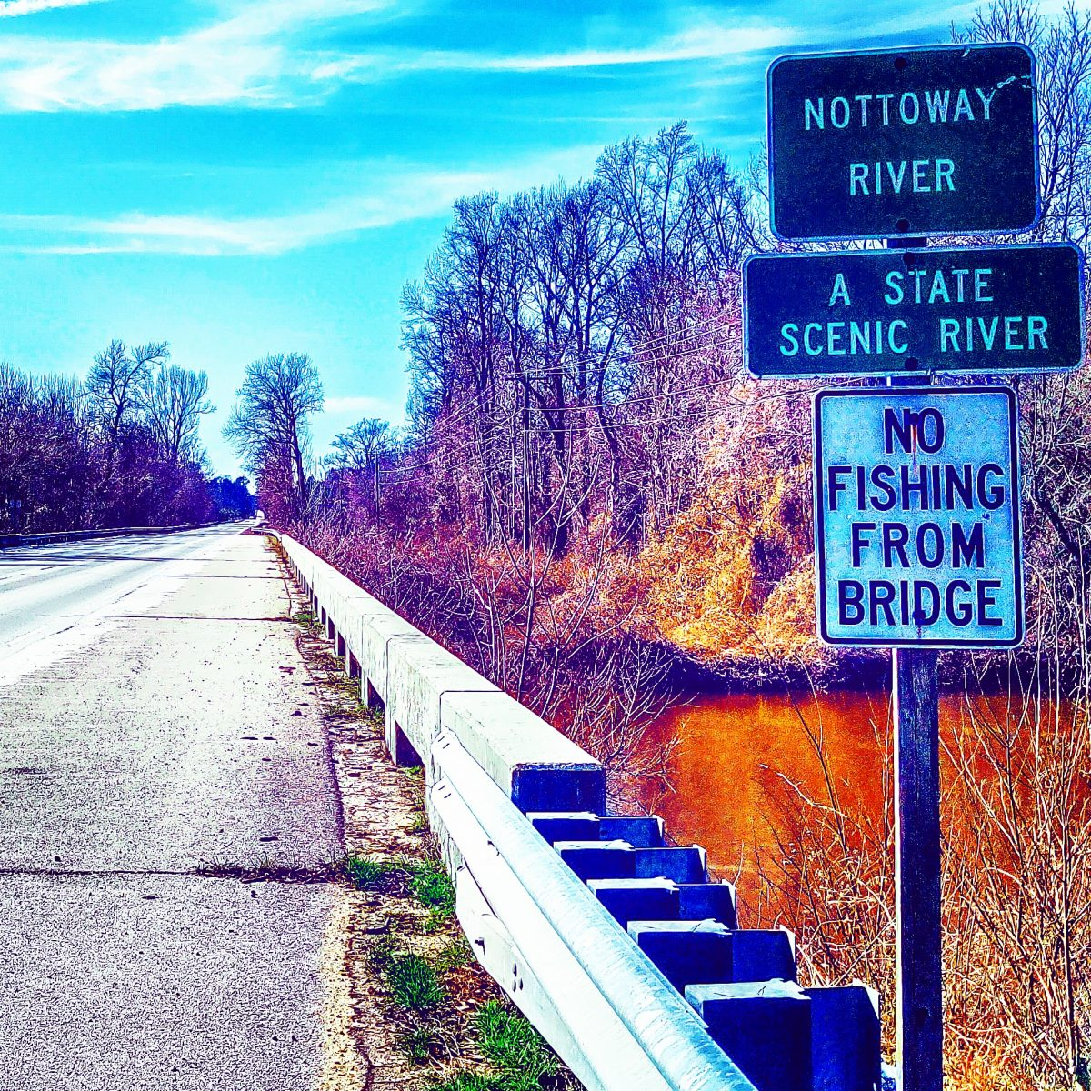 Sussex County, Virginia: In search of hidden history