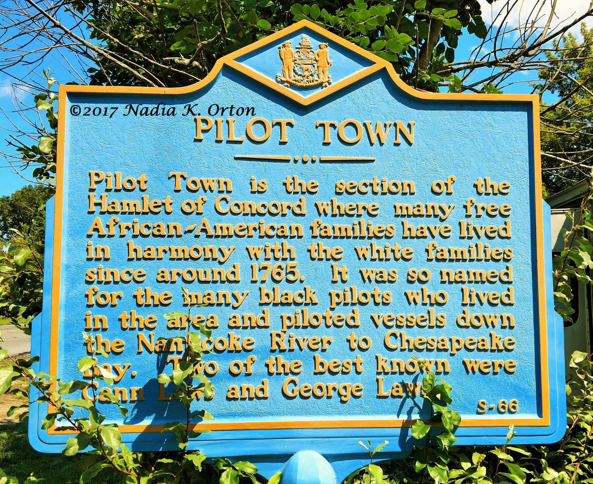 Sussex County, Delaware: Pilot Town