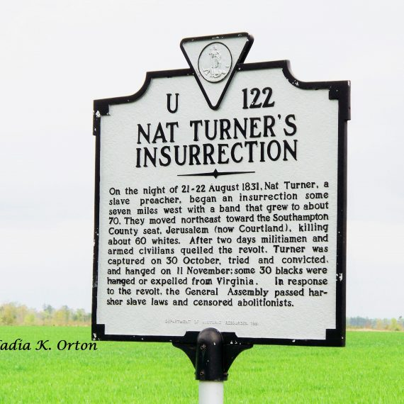 Protected: Suffolk, Virginia: Mrs. Shepherd and the Nat Turner Rebellion of 1831
