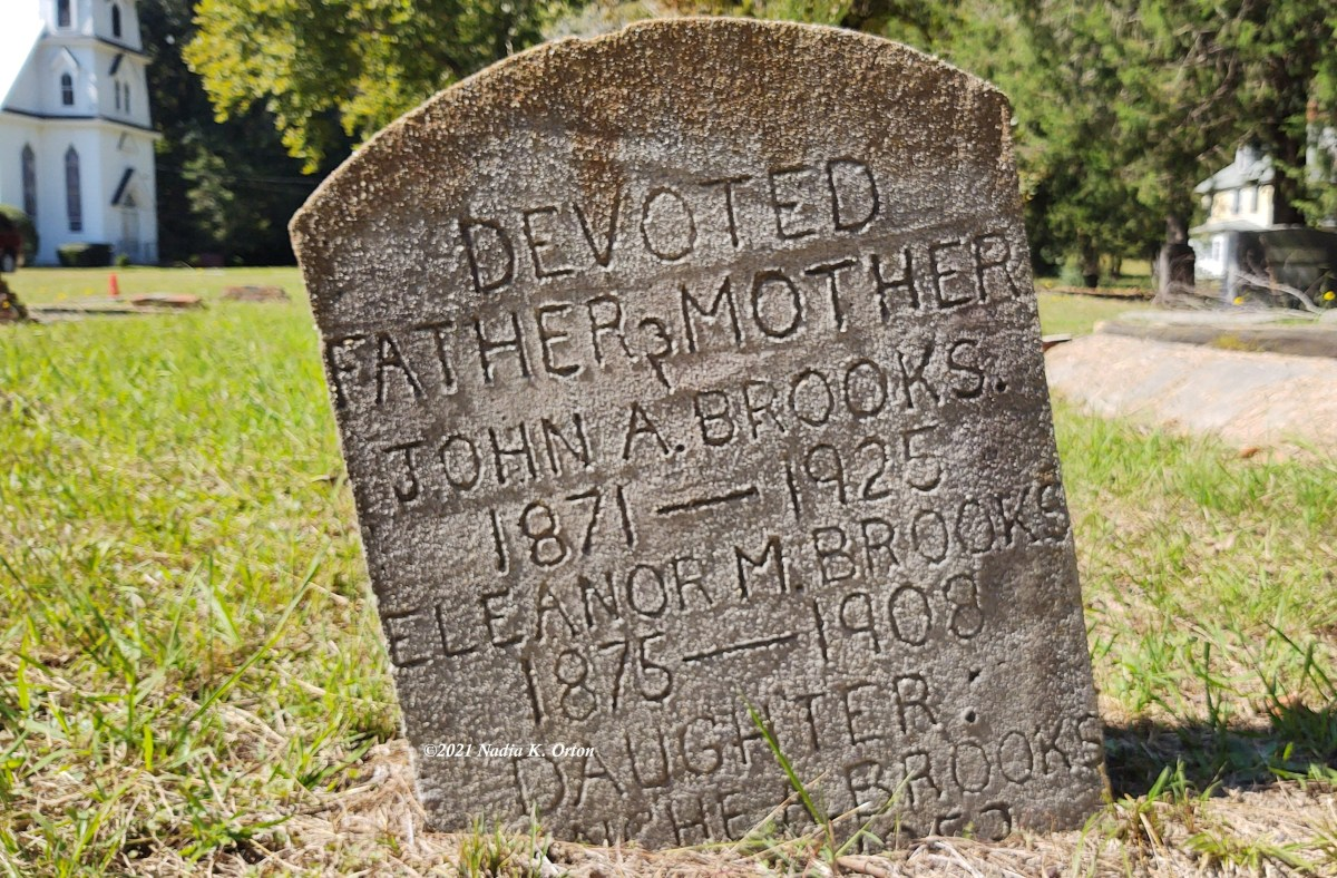 Gloucester County, Virginia: Analysis of a Gravestone – The Brooks-Mcrae-Brookens Family